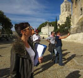 """Team building Avignon """"One day in Avignon"""""""