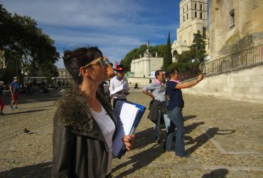 "Team building Avignon ""One day in Avignon"""