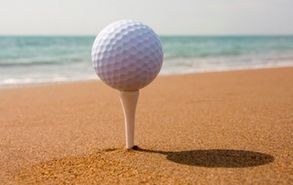 Beach short Golf en Camargue
