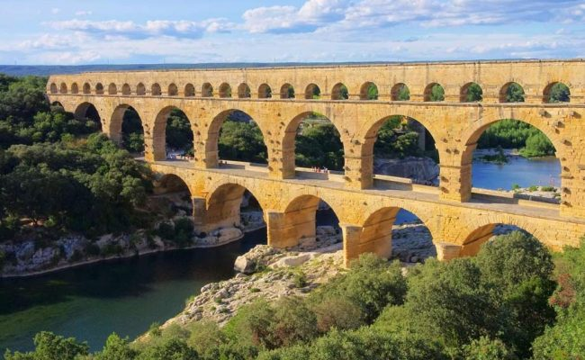 team-building-pont-du-gard