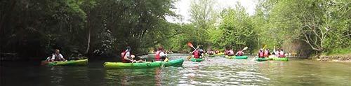 canoe incentive Provence