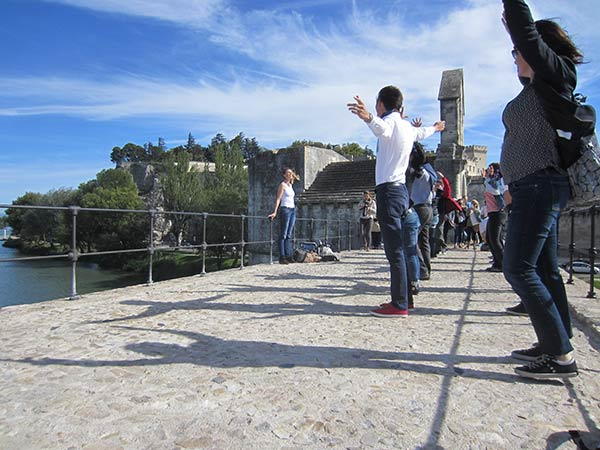 activité seminaire Avignon