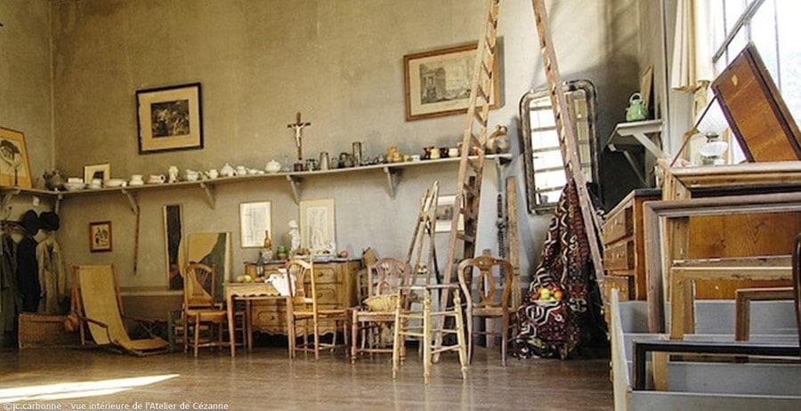 team building à Aix en Provence::Sur les pas de Cézanne