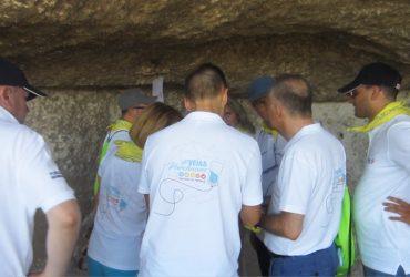 A l'assaut des Baux … Le team building aux Baux-de-Provence