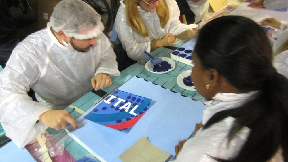 team building fresque collective