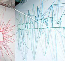 """Animation de soirée """"String Art"""""""