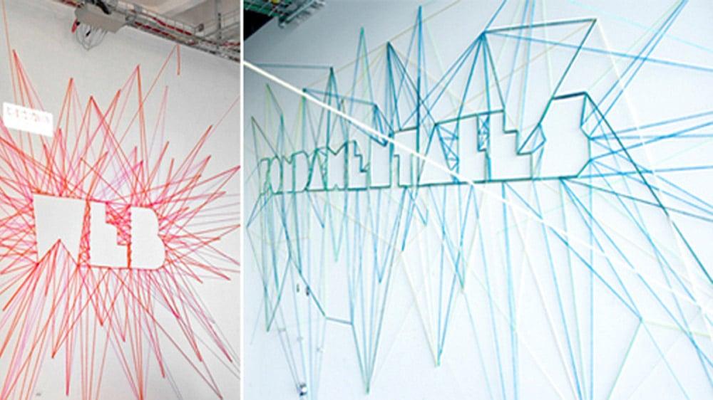 string art activité séminaire entreprise