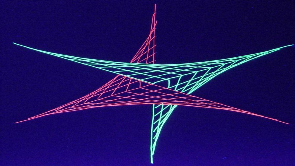 string art fluo soirée entreprise