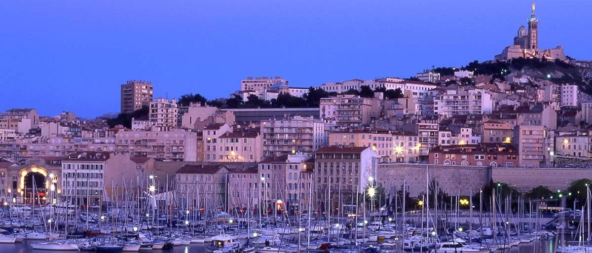 Soirée d'entreprise à Marseille