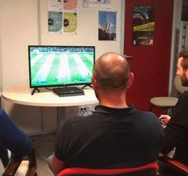 Team building autour du foot