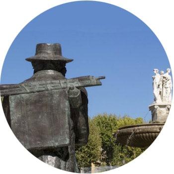 Team building sur les pas de Cézanne à Aix en Provence