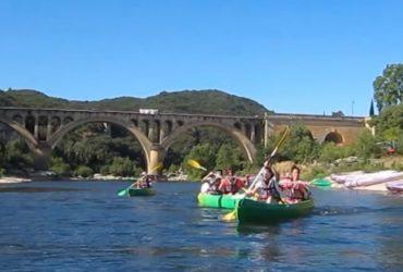 Team building Pont du Gard